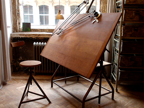 ArchiSketcher-Drafting-table